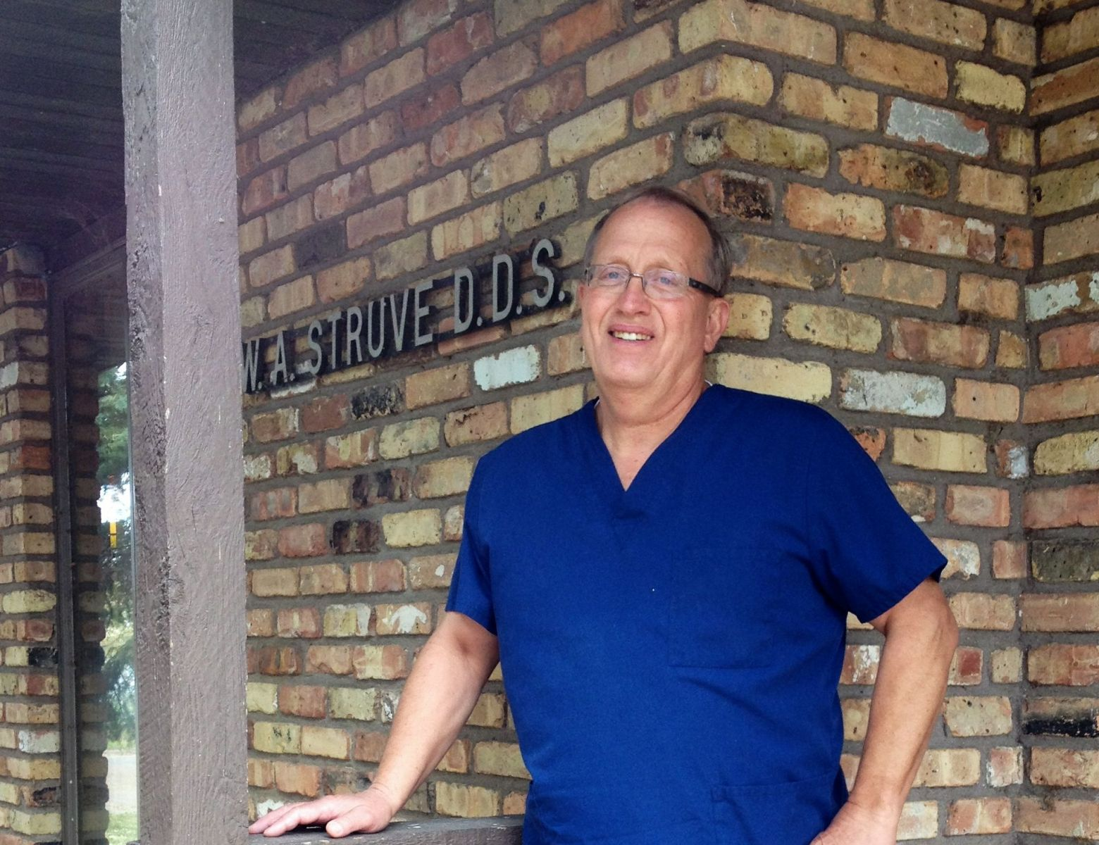 Waterville MN dentist William Struve